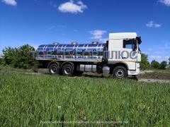 Asenizatornі machines - water carriers, milk carriers, rib carrier, and іnshі cars