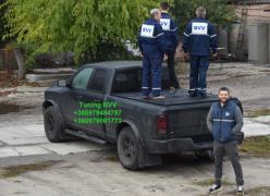 Кришка кузова для пікапа BVV під замовлення від виробника