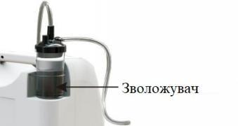 Кисневий концентратор на 10 літрів та 5 літрів