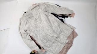 Лот 01-0618, Кофти H&M, вага4,2 кг (18 шт)