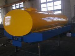 Manufacturer of tankers, tanker trucks, milk tanks, ribbon. Asin