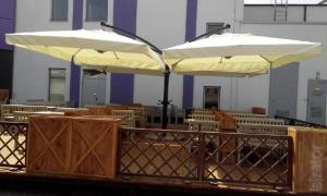 Продаж парасольок для кафе, ресторанів Одеса і вся Україна