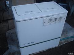 Selling a faulty washing machine Siberia