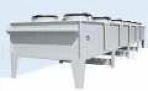 Сухі і зрошувані градирні (драйкулери), шокфростери, повітроохолоджувачі GUNTNER
