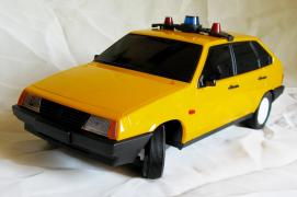 The car Lada Samara 1500, model VAZ-2109, appliance, Ho