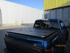 Trunk lid Great Wal lWingle, cover truck. Three-piece