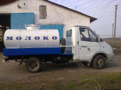 Виготовлення автоцистерн, водовозов, молоковозів, рыбовозов