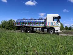 Виготовимо рибовоз, водовоз, молоковоз, а також інші автоцистерн