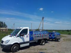 Виробництво рибних вантажівок, молоковозів, водних вантажівок