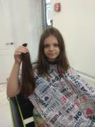 We will buy your hair from 35 cm at a high price in Dnipro