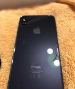 XS Apple iPhone 64GB Space Gray with warranty